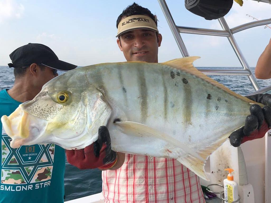 Deep sea fishing lilas tourism for Fishing in dubai