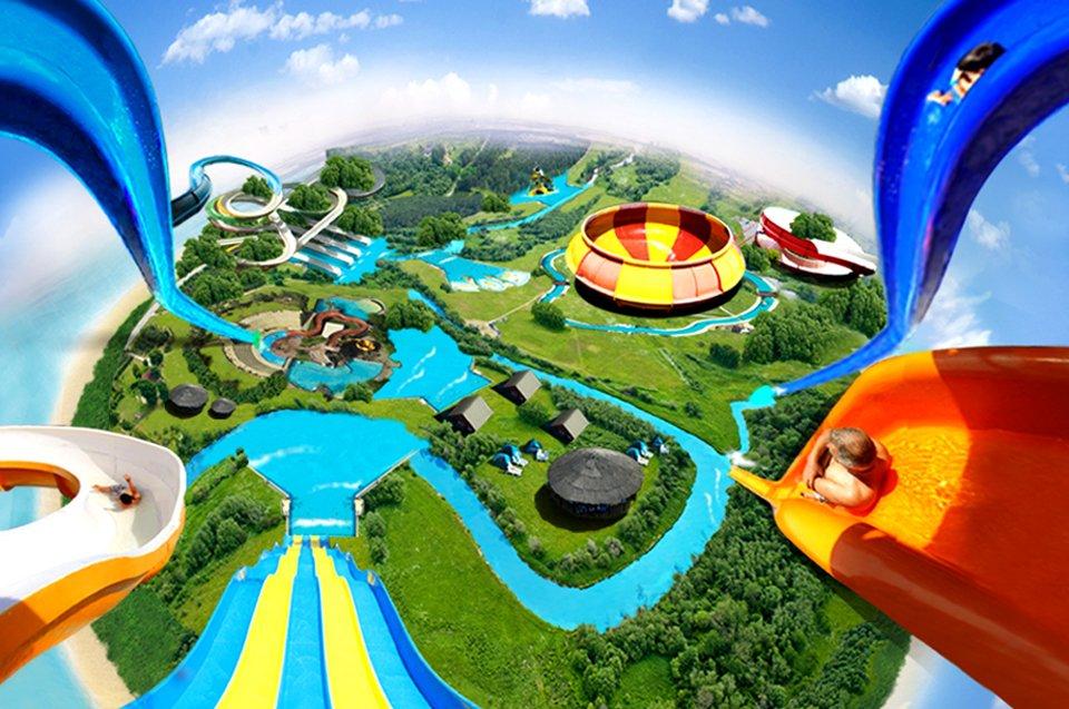 dreamland aqua park � umm al quwain lilas tourism